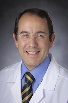 Sergio Mendoza Lattes, MD