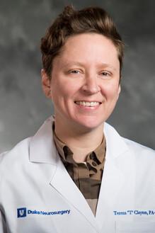 Teresa Clayton, PA-C, MHS