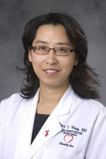 Tracy Yu-Ping Wang, MD, MHS, MS