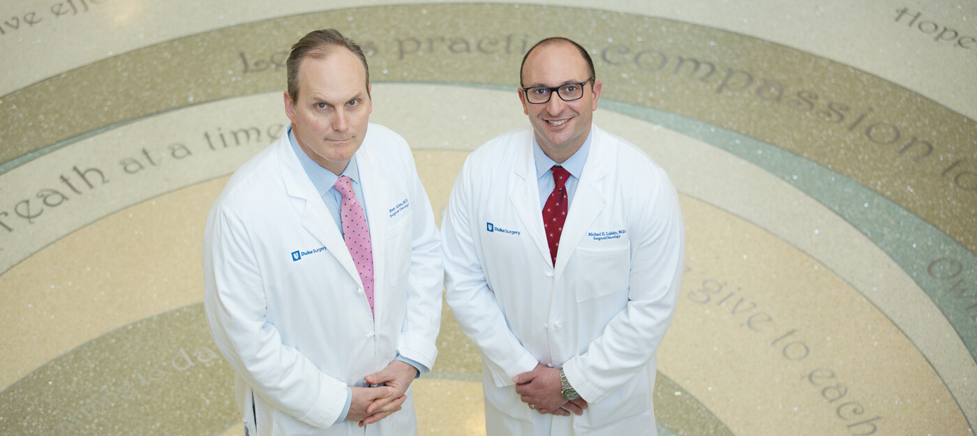 Peter J. Allen, MD, and Michael Lidsky, MD