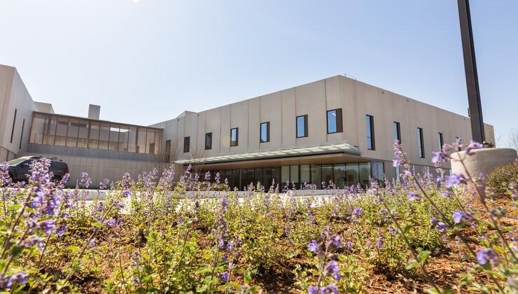The exterior of Duke Behavioral Health North Durham