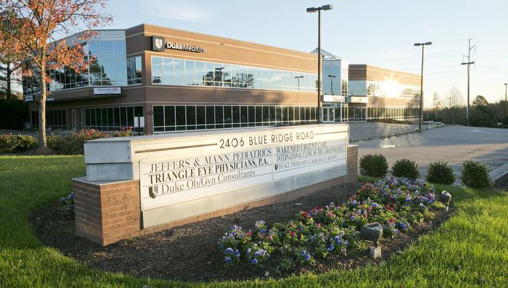 Duke Primary Care Blue Ridge