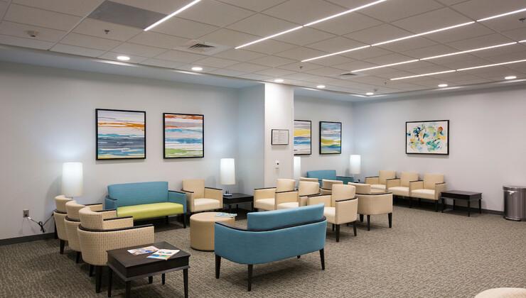 Duke Health Center South Durham Waiting Room 1