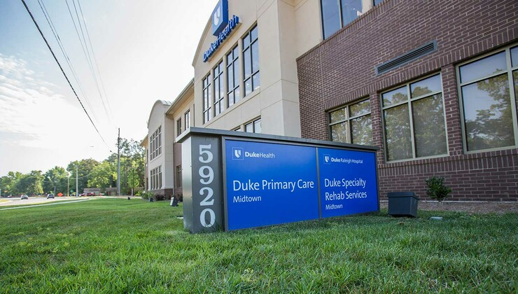 Duke Primary Care Midtown in Raleigh