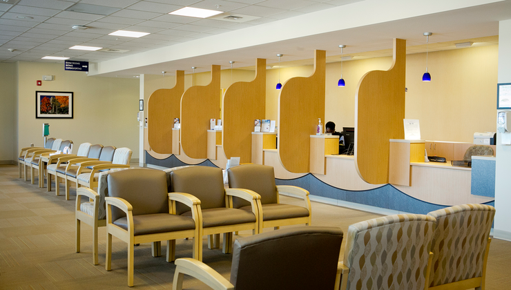 Doctors at Duke Primary Care Morrisville provide personalized care in a comfortable environment.