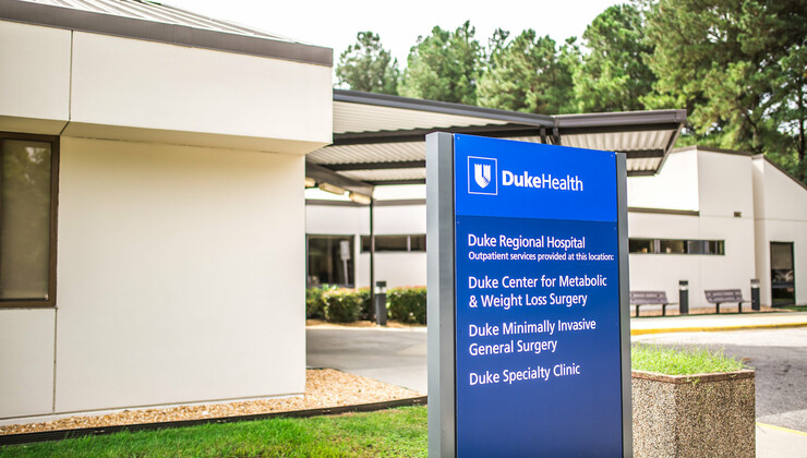 Duke Center For Metabolic And Weight Loss Surgery Durham Clinic