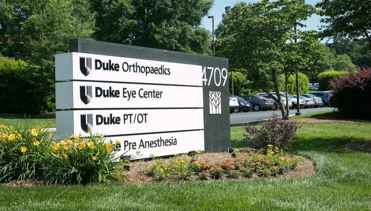 Duke Medical Plaza Page Road
